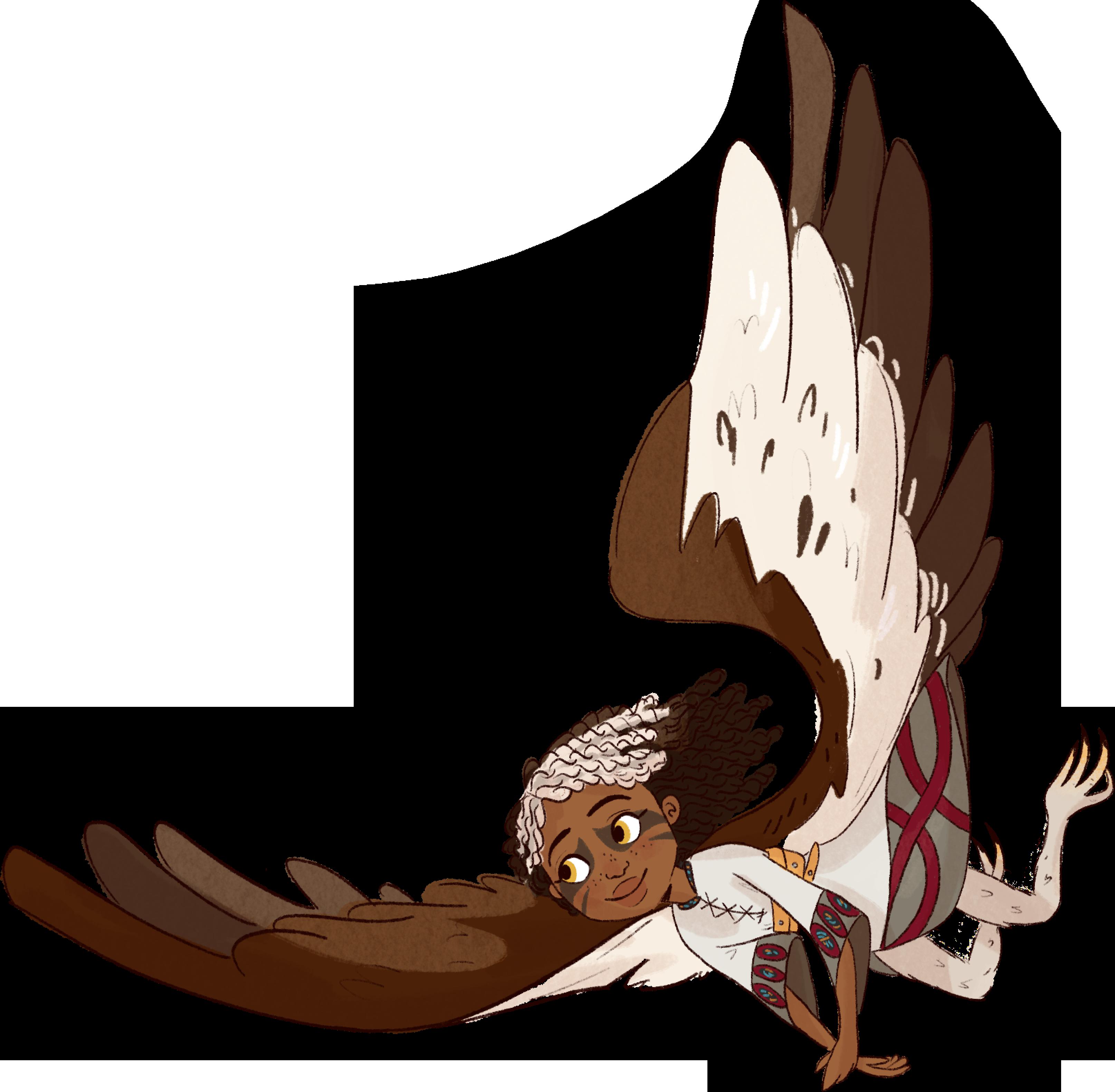 Illustration of Ava